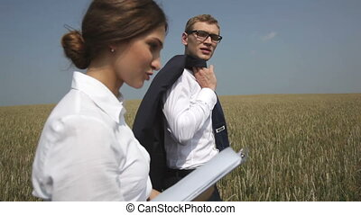 Business in the fields