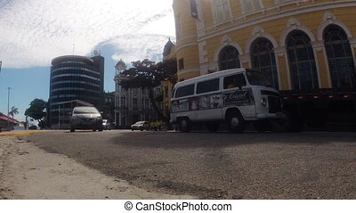 Time Lapse Traffic Recife Brazil