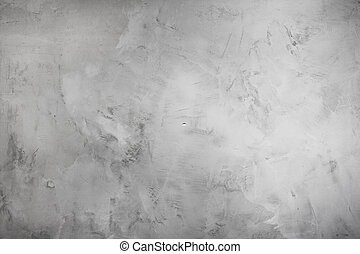 Creative stucco background, neutral gray colors, old cement...