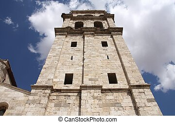 Alcala de Henares - Cathedral Magistral of Saints Justus and...