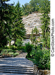 Aladzha rock monastery, Bulgaria