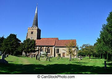 Parish Church - English Parish Church