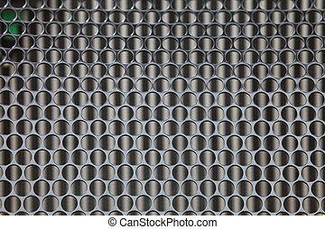 Gray metal industrial background texture