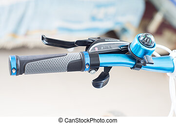 Mountain bike handlebar