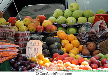 fruit greengrocer