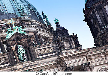Berlin Cathedral. Berliner Dom, Germany - Berlin Cathedral....