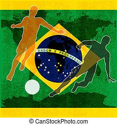 brésil, 2014