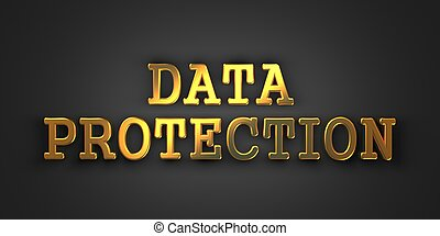 Data Protection. Information Concept.