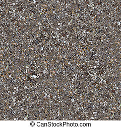 Seamless Texture of Rocky Steppe Soil - Seamless Texture of...