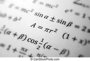 matemáticas, geometría, Plano de fondo