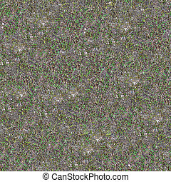 Seamless Texture of Coastal Steppe - Seamless Texture of...