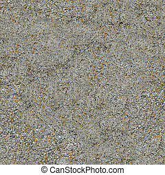 Seamless Texture of Weathered Concrete Surface - Seamless...