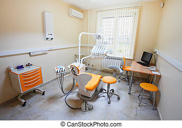a dental room