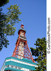 Sapporo TV Tower in Sapporo Japan7