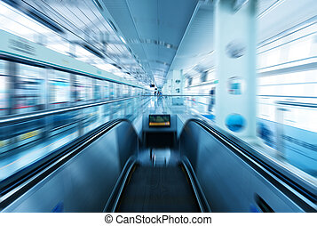 Passengers in subway stations - Passenger in the subway...