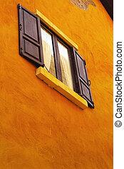 Årgång, stil, fönster