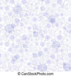 Seamless gentle violet grunge pattern