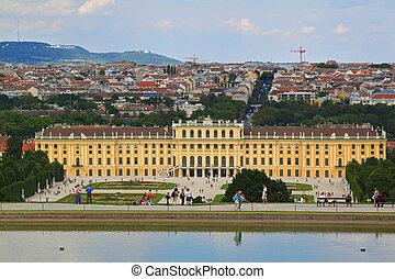 Schloss Schoenbrunn Palace, Austria - Schloss Schoenbrunn...