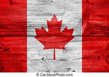 Canadá, bandeira