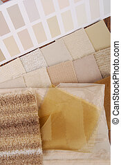 paint and color upholstery  choosing for interior decoration