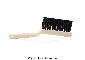 brush isolated on white