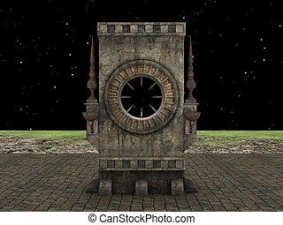 monument - stone monument