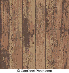 old wood texture - Seamless background with old wood texture...