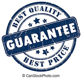 Best quality guarantee