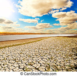 natural disaster arid climate