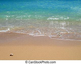 Waikiki Beach - Waikiki, Hawaii