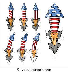 freedom celebration - fireworks