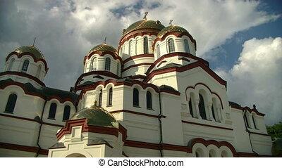 temple PanteleymonaNovoafonskyMona - Temple...