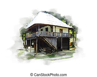 Traditional House5
