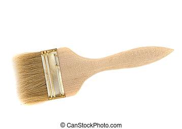 Paint brush.