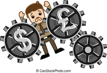 Currency Exchange Loss Vector