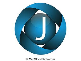 logo - j, logo name, logo, icon,company name