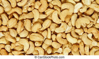 DOLLY: Roasted cashew nuts