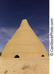 Ancient Ice House, Iran - Ice houses are buildings used to...