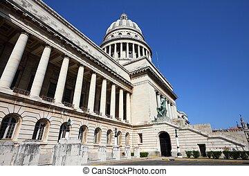 Cuba national capitol