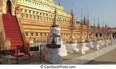 The Shwezigon Pagoda or Shwezigon Paya is a Buddhist temple...