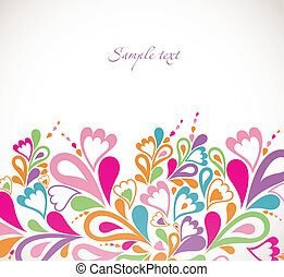 Abstract colorfull background Vector - Abstract colorfull...