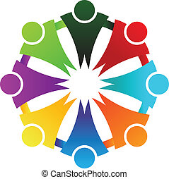 Social Circle Business Logo