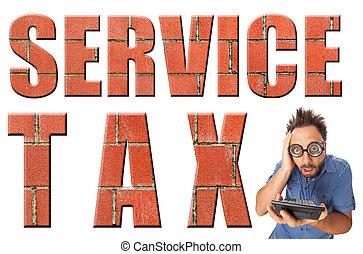 Service Tax - Sevice Tax new italian tax after the IMU