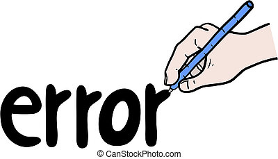 Error message - Creative design of error message