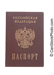 Russia passport