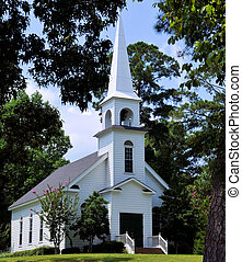 Church in the Pines - The Church in the Pines, located at...