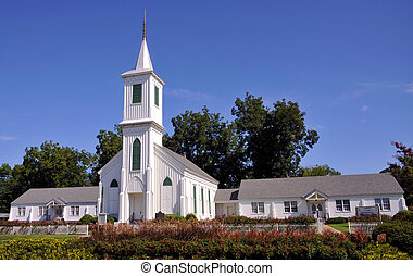 Old Time Religion - The Wetumpka Historic Church,...