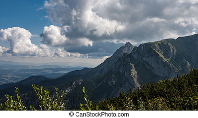 Tatry Mountains Views and Trekking Czerwone Wierchy