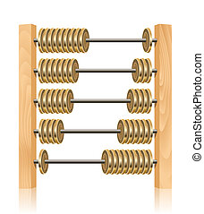 Financial abacus
