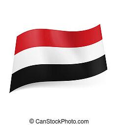 State flag of Yemen